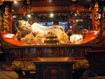 One of the thousands of Buddhas for sale at the Jade Buddha Temple - Shanghai, China