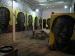 Artist Studios at Moganshan Road Art District - Shanghai, China