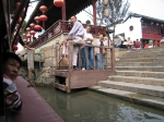 A trip down the Shantang Lu Canal in Suzhou
