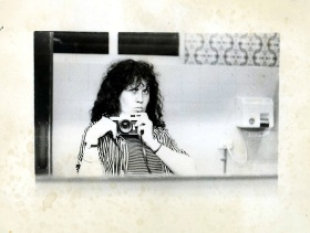 Cathy Croll circa 1979 © Catherine Croll
